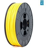 ICE FILAMENTS ICEFIL1PLA013 PLA Filament, 1.75 mm, 0.75 kg, Young Yellow - ukpricecomparsion.eu