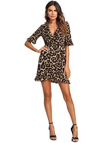 8ac3ec13fa63 Los 8 Mejores Vestidos Animal Print de Amazon