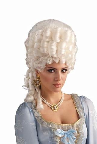 Platinum Marie Antoinette Victorian Adult Costume