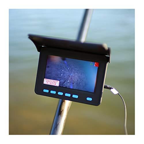 Video subacuático grabador infrarrojos controlable