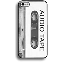 Cassette Tape Iphone 6/6s 4.7 (Inch) Case,Personality Clear Magnetic Tape Phone Case Cover for Iphone 6/6s 4.7 (Inch) Magnetic Tape Retro