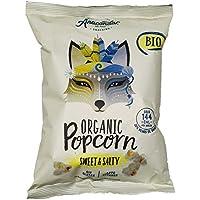 Anaconda Foods SL Palomitas de Maíz BIO 30 g, 1 paquete de 12