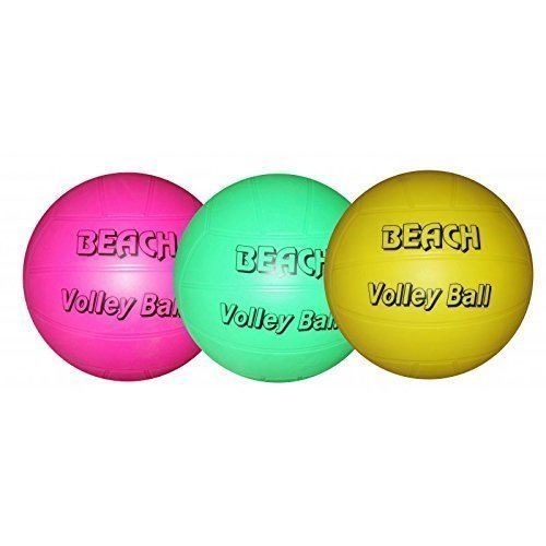 Beach - Volleyball / Ball / Beachball in neonpink