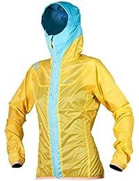 La Sportiva Soft shell Ether Evo Windbreaker Yellow L