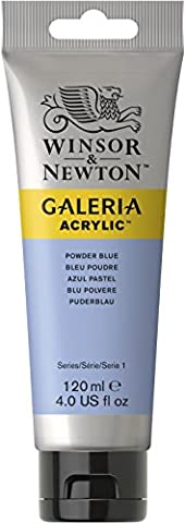 Winsor & Newton 120ml Galeria Acrylic Paint - Powder Blue