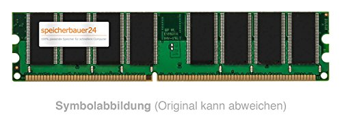 Preisvergleich Produktbild Hochleistungs RAM-Riegel 1GB Arbeitsspeicher 184pin DIMM DDR400 I für Lenovo ThinkCentre M51 (8141 8142 8143 8144-xxx) RAM-Speichermodul Upgrade Desktop/Workstation