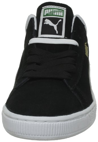 Puma Stepper Classic 355130 Herren Sneaker Schwarz (black-white 01)