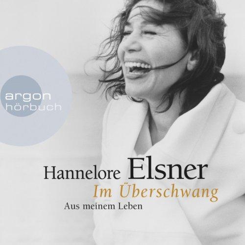 Buchseite und Rezensionen zu 'Im Überschwang' von Hannelore Elsner