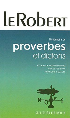 PROVERBES ET DICTONS POCHE