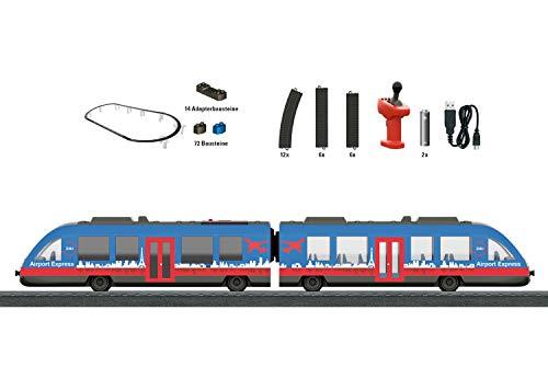 Märklin 29307 My World-Startpackung Airport Express-Hochbahn, Spur H0
