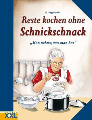 hnickschnack: Man nehme, was man hat (Kochen Hat)