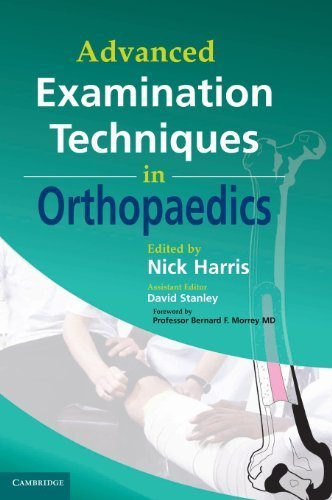 Advanced Examination Techniques in Orthopaedics (2004-04-12)