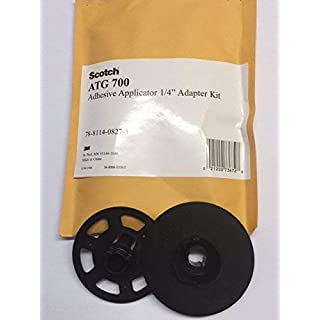 Scotch ATG 700 Adapter Kit, 1/4 in wide rolls (Pack of 1), B?roartikel