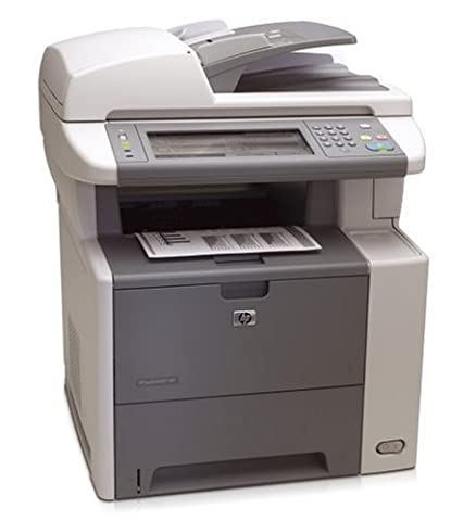 Hewlett Packard - HP LaserJet M3027 MFP - Multifunction ( printer copier scanner ) - B W - laser - copying (up to): 25 ppm - printing (up to): 25 ppm - 600 sheets - USB, 10 100 Base-TX