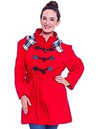 Nouvelle® Femmes Grande taille Nouvelle Exclusive Duffle Jacket