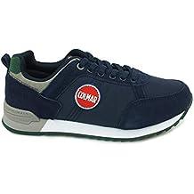 Colmar Sneakers Bambino Travis Colors Kids Navy Dk Gray Nuovo c173ec003b6