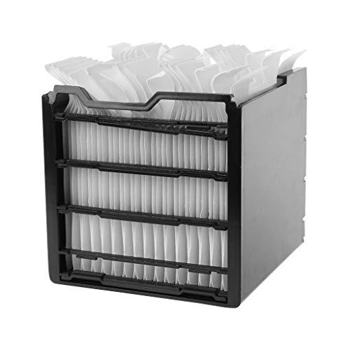 esktop USB Klimaanlage Lüfter Kern Filtern Nässe 32 Stück ()