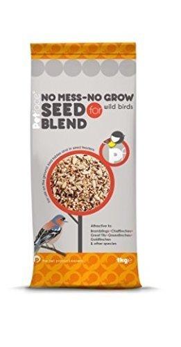 petface sans Mess - Sans Grow graines mélange pour sauvage oiseaux 2kg
