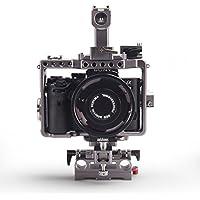 TILTA ES-T17 Sony Alpha A7S A7R A7S II A7S2 A7R2 A7R II 2 Mark II MK2 Lightweight rig Cage 15mm rod release baseplate