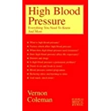 High Blood Pressure by Vernon Coleman (1996-04-30)
