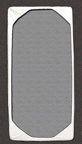 Beacon Duct Tape 2X10yd-Blue Burlap Print