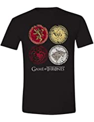 Game of Thrones House Crest - T-Shirt - Homme