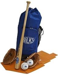 Wilks Active Ensemble softball 90 cm (Bleu)