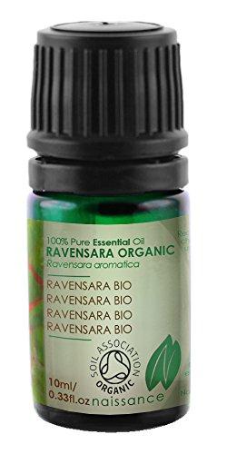 Olio di Ravensara Biologico - Olio Essenziale Puro al 100% - 10ml
