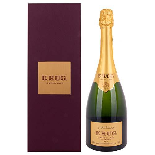 Krug Grande Cuvée 163ème Edition Brut + GB 12,00% 0.75 l.