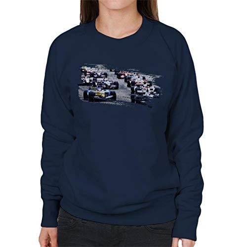Motorsport Images San Marino GP 2005 Starting Shot Women's Sweatshirt -