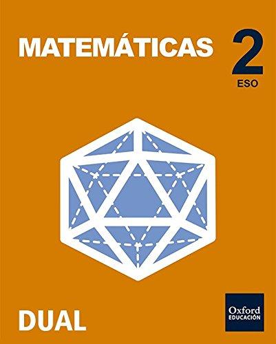 Inicia Dual Matemáticas 2.º ESO. Libro del Alumno Pack por Varios Autores