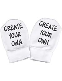 Spoilt Rotten -Create Your Own Slogan 100% Biobaumwolle Kratzhandschuhe
