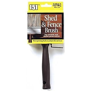 10CM 10 X 4CM 4 cm SHED & Fence & Wood Brush (B004U561TK) | Amazon Products
