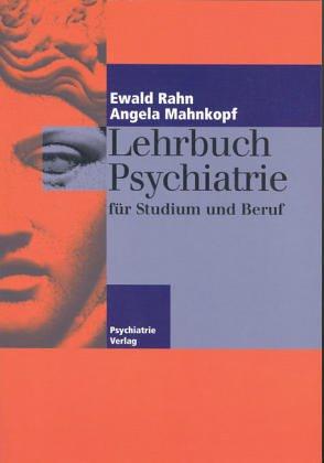 Cover »Lehrbuch Psychiatrie für Studium und Beruf«