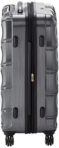 Shaik 7203022 Trolley Koffer, Gr. L, schwarz -