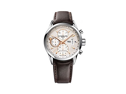 Raymond Weil Men's Chronograph Automatic Date Watch STC-65025