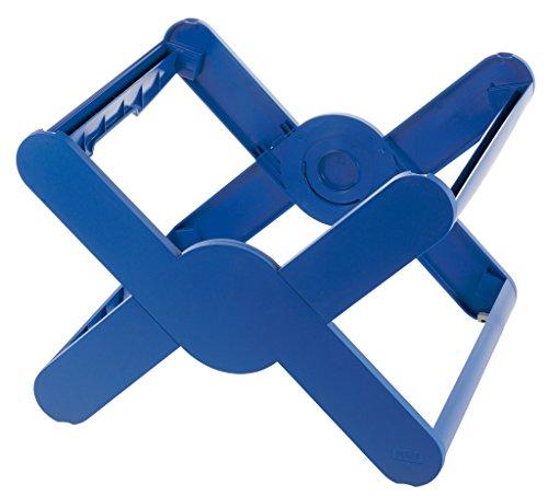 HAN Hängeregistraturkorb X-CROSS 19071-14 in Blau für 35 Hängemappen – Formschön, standfest und stabil - Ideal für Büro und unterwegs