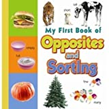 My First Book  Opposites and Sorting