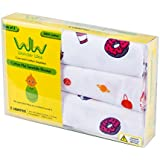 """Wonder Wee Premium Baby Swaddle Blanket For New Born Baby Boy/Girl 