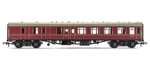Hornby '00' Calibre r4352 Railroad BR MK1 Couloir Frein Deuxième Coach