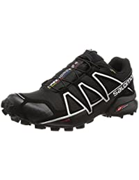 Salomon Hombre Speedcross 4 GTX, Trail Running Footwear, Waterproof