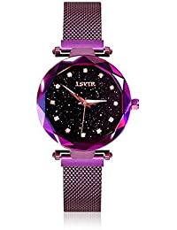 Tenlso Relojes Inteligentes para Mujer en Prime, Relojes de Moda para Mujer con Banda de