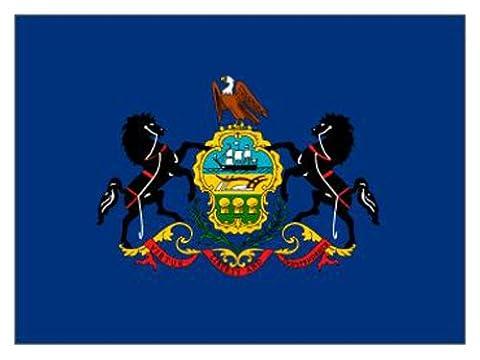 Pennsylvania (USA State) Flag 5ft x