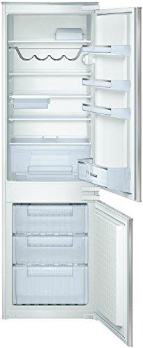 Bosch KIV34X20 Intégré 274L A+ Blanc réfrigérateur-congélateur - Réfrigérateurs-congélateurs (274 L, ST, 3,5 kg/24h, A+, Nouvelle zone compartiment, Blanc)