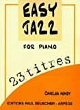 partition easy jazz for piano 23 titres