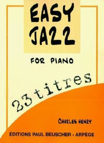 Partition : Easy jazz for piano 23 titres