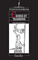 Crimes et trahisons: LES LAJOY, VOL.2.