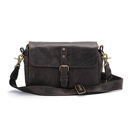 Bargain ONA Bowery Leather Messenger Bag Dark Truffle Reviews