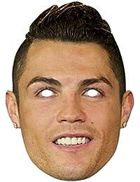 Christiano Ronaldo Face Mask - One Size