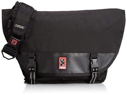 Preisvergleich Produktbild Chrom Mini Metro Messenger Bag schwarz/schwarz/schwarz, Einheitsgröße